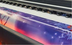 Постпечатная обработка широкоформатной печати