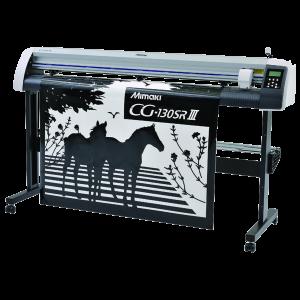 широкоформатная печать с плоттерной резкой