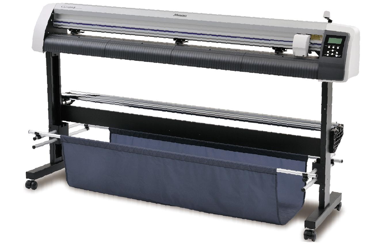 Печатное оборудование: Режущий плоттер Mimaki CG-130 SRIII